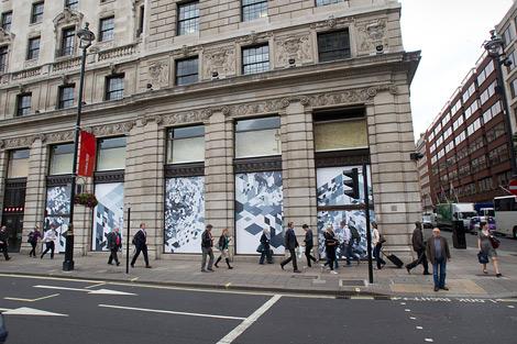 Новый вид дилерского центра появился в Лондоне. Фото 1