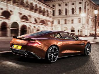 Aston Martin начал принимать в России заказы на новый суперкар