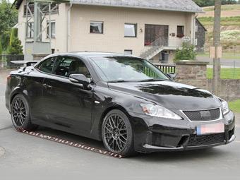 Новый Lexus IS получит полноуправляемое шасси