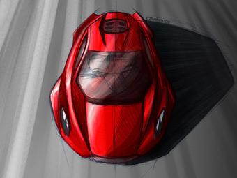 Поляки переделали свой суперкар из-за сходства c Lamborghini