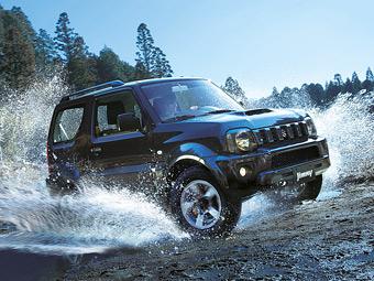 Компания Suzuki привезла в Россию обновленный Jimny