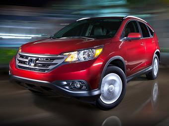 Компания Honda отзовет 320 тысяч автомобилей по всему миру