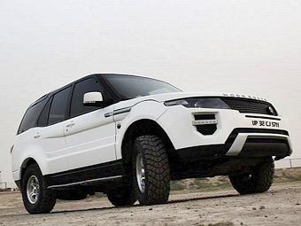Индийцы превратили внедорожник Tata в Range Rover Evoque