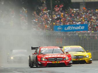 Регламент серий DTM и Super GT унифицируют к 2014 году