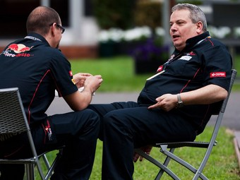 Технический директор Toro Rosso покинет команду