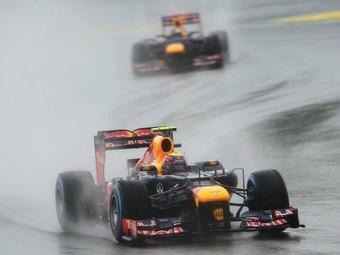 Команду Red Bull заподозрили в нарушении регламента
