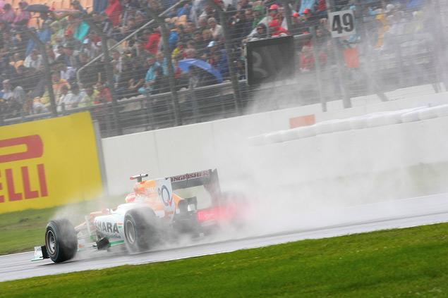Фернандо Алонсо победил на Гран-при Германии