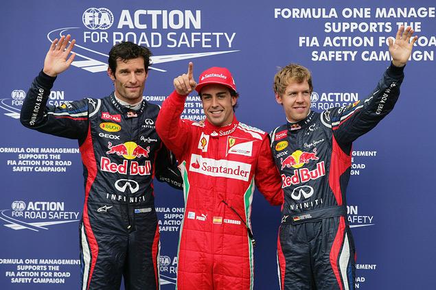 Фернандо Алонсо победил на Гран-при Германии. Фото 1