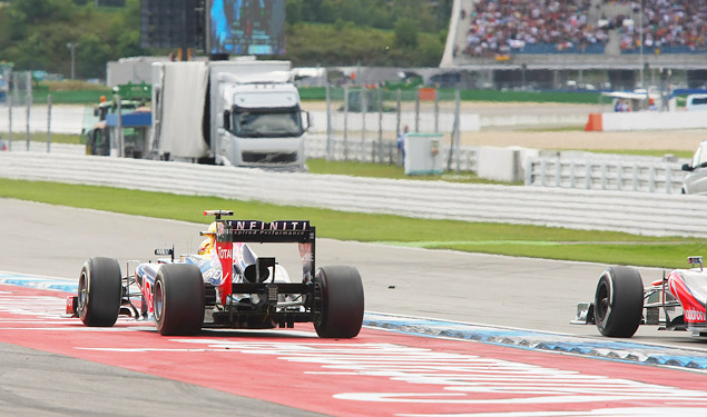 Фернандо Алонсо победил на Гран-при Германии. Фото 4