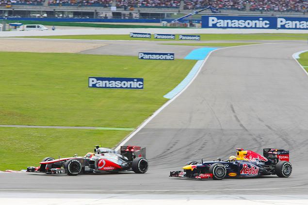 Фернандо Алонсо победил на Гран-при Германии. Фото 7