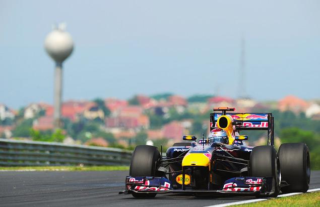 Фернандо Алонсо победил на Гран-при Германии. Фото 8