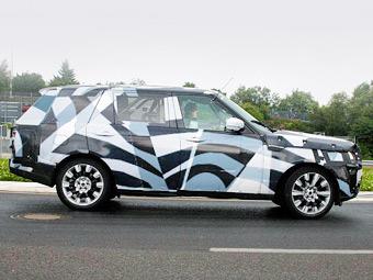 У нового Range Rover появится удлиненный вариант