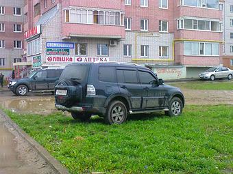 Большинство россиян поддержало введение новых штрафов за парковку