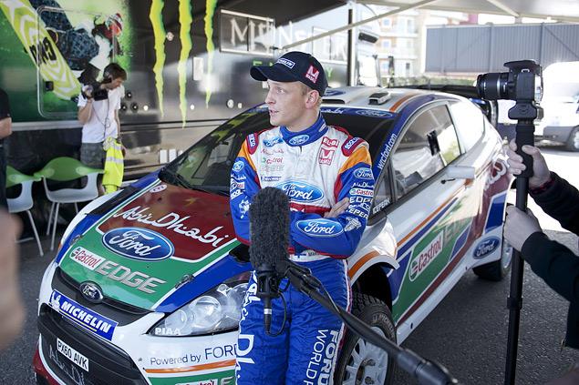 Вице-чемпион мира по ралли рассказал о настоящем и будущем WRC. Фото 2