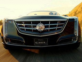 Cadillac одобрил выпуск огромного седана