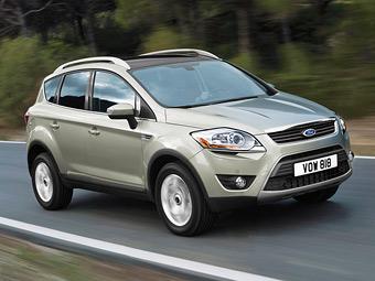Ford начал производить модели Kuga и Explorer в России