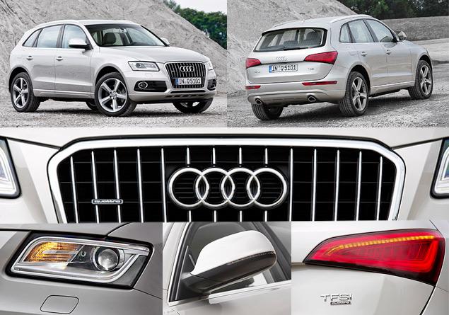 Тест-драйв обновленного Audi Q5