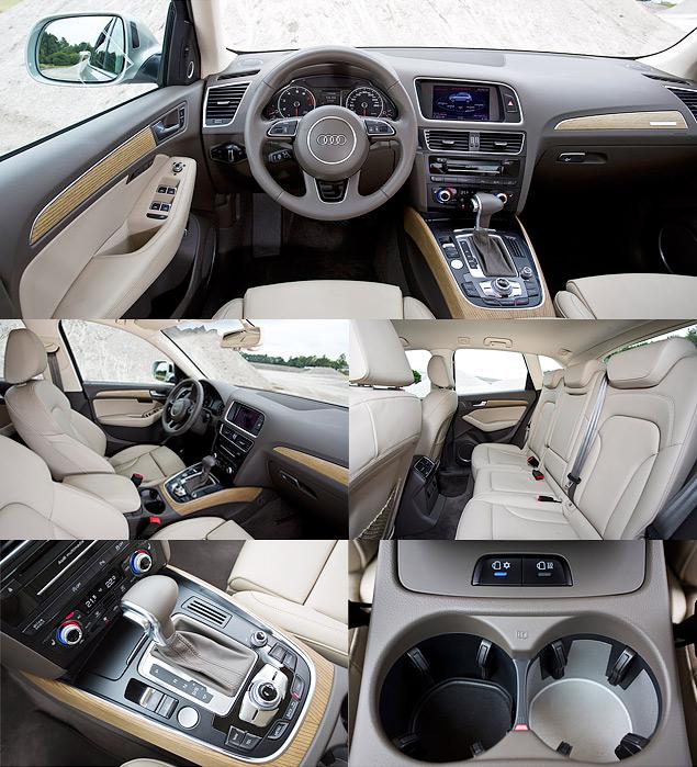 Тест-драйв обновленного Audi Q5. Фото 2