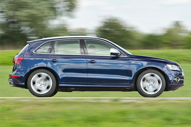 Тест-драйв обновленного Audi Q5. Фото 7