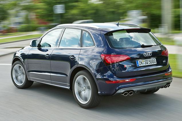 Тест-драйв обновленного Audi Q5. Фото 8