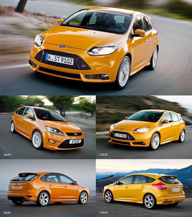 Тестируем хот-хэтч Ford Focus ST нового поколения. Фото 1