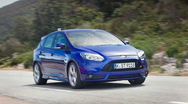 Тестируем хот-хэтч Ford Focus ST нового поколения. Фото 4