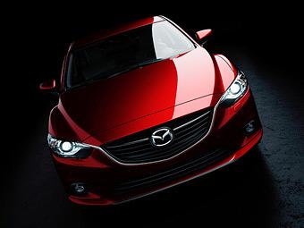Опубликованы первые фотографии новой Mazda6