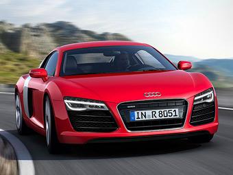 Компания Audi обновила суперкар R8