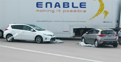 """Модель станет первой """"Тойотой"""" с двигателями BMW. Фото 1"""