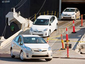 """""""Тойота"""" вернула себе лидерство на мировом авторынке"""