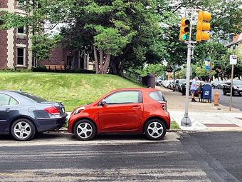 Водители из США перестали расстраиваться из-за покупки компактных машин
