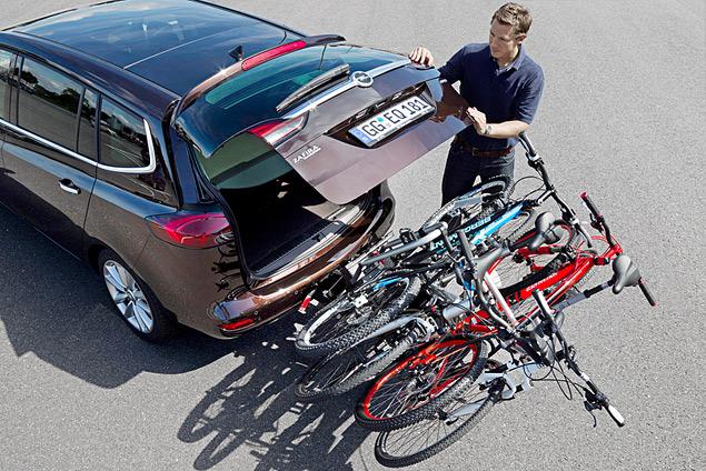 Проверяем Opel Zafira Tourer на готовность к длинным поездкам. Фото 5
