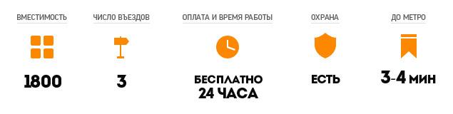 Как работают перехватывающие парковки в Москве. Фото 10
