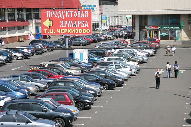 Как работают перехватывающие парковки в Москве. Фото 20