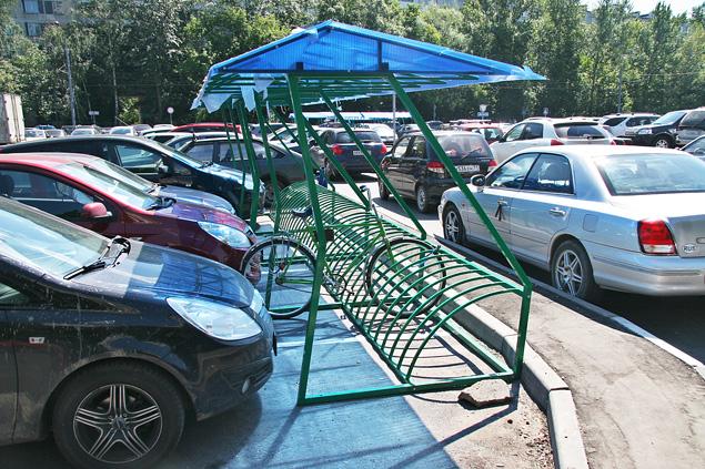 Как работают перехватывающие парковки в Москве. Фото 43