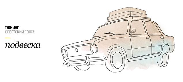 Как жители СССР и России улучшали свои автомобили. Фото 3