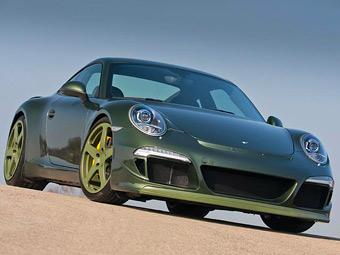 Ателье RUF отметило юбилей тюнингом Porsche 911 Carrera S