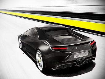 Lotus отказался от выпуска четырех новых спорткаров