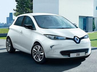 """Компания Renault отложила выпуск электрокара из-за """"глюка"""" электроники"""