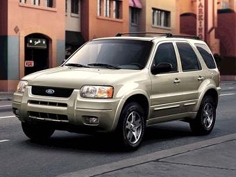 Ford отзовет почти полмиллиона кроссоверов Escape