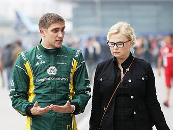 Менеджер Петрова ведет переговоры с тремя командами Формулы-1