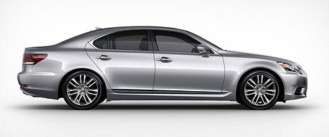 В Америке прошла мировая премьера глубоко модернизированного Lexus LS. Фото 1