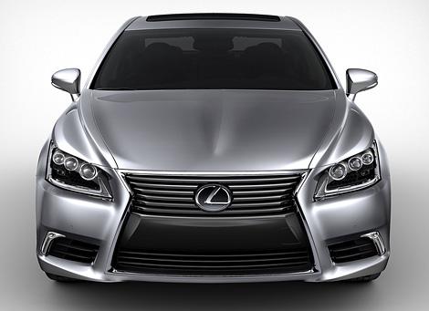 В Америке прошла мировая премьера глубоко модернизированного Lexus LS. Фото 3