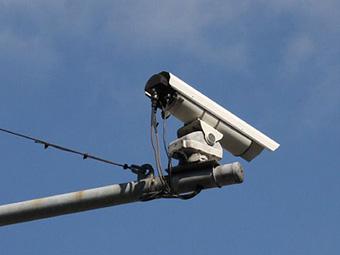 Московские камеры зафиксировали за полгода миллион нарушений ПДД
