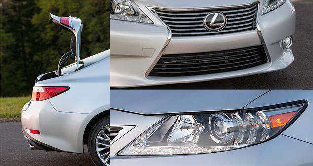 Проверяем Lexus ES на готовность к Европе. Фото 1