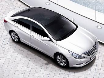 """Hyundai разработает упрощенную """"Сонату"""""""
