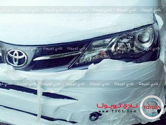 Появились первые фотографии нового кроссовера Toyota RAV4