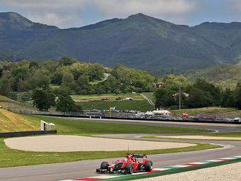 Команды Формулы-1 отказались от тестов по ходу сезона