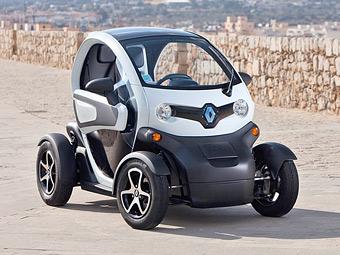 Компания Renault решила бесплатно раздавать электрокары