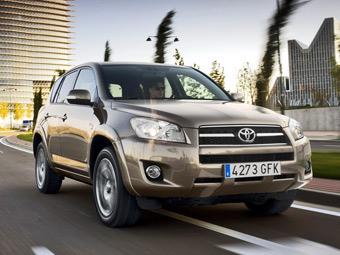 Toyota отзовет в России 89 тысяч автомобилей